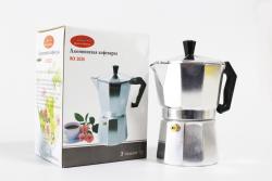 Coffe Maker WX 3035 ALU Wimpex