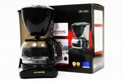 Coffee Maker CB 1563 Crownberg
