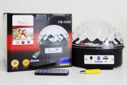 Disco Light CB 0305 KTV Ball BT+Mp3