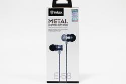 Earphone Inkax E 58 Metal