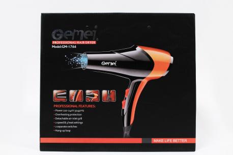 Professional Hair Dryer GM 1766
