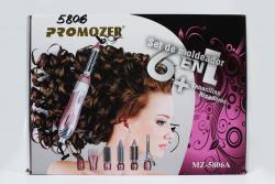 Hair Styler Set 6in1 MZ 5806A