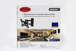"TV Bracket WX 5047 Wimpex 14""- 42"""