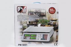 Весы PM-5051 6V Promotec