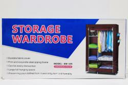 Portable Cloth Rack KM-105 TV-Shop