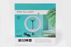 Кольцевая Лампа 30cm TV-Shop