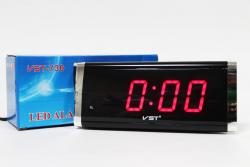 Настольные часы VST VST-730-1 Красный
