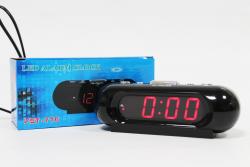Настольные часы VST-716-1 Красный