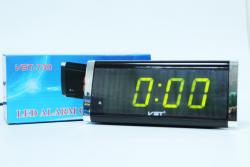 Настольные часы VST-730-2 Green