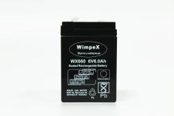 Аккумулятор WX-660 6v6ah 2021 Wimpex