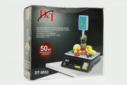 Весы DT-5053 D&T