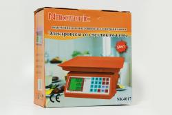 Весы NK-4017 40kg Mini Nokasonic