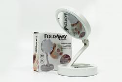 Зеркало для макияжа LED Foldaway Mirror XW-803
