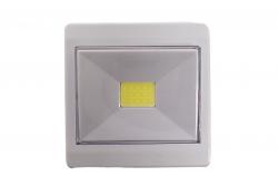 Светильник квадратной формы СОВ с магнитом HY 801