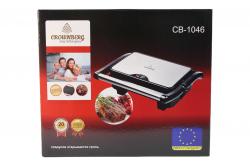 Электрогриль CB-1046 Crownberg