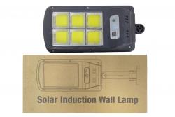 Ручной Фонарь Solar Sensor BL T06 6COB